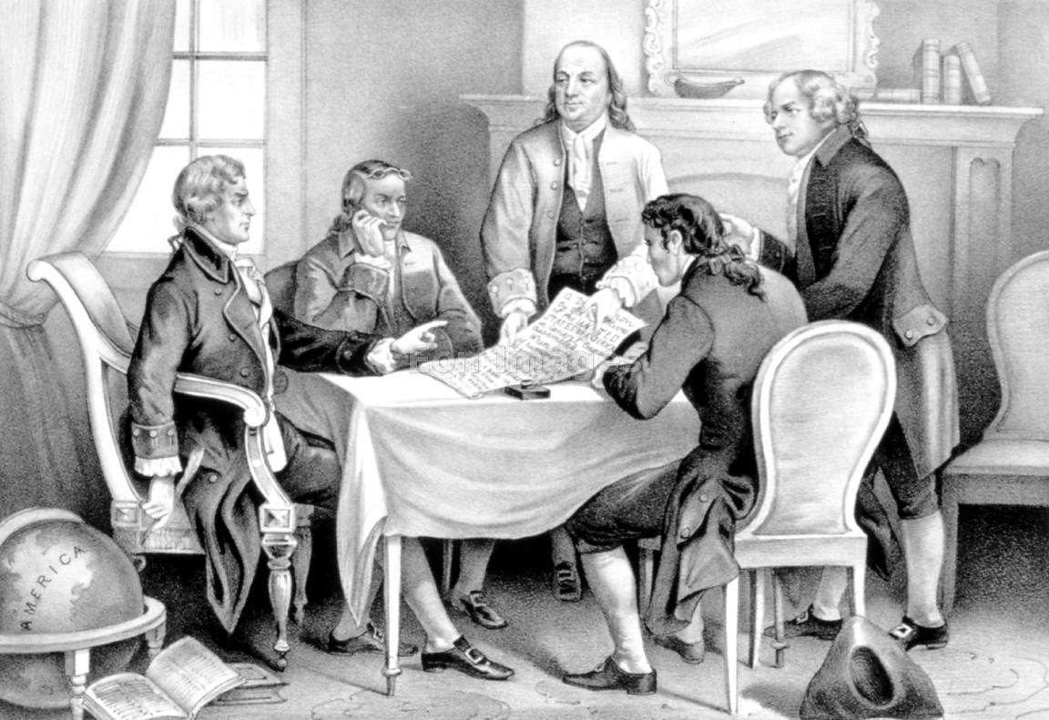 Declaration of Independence committee